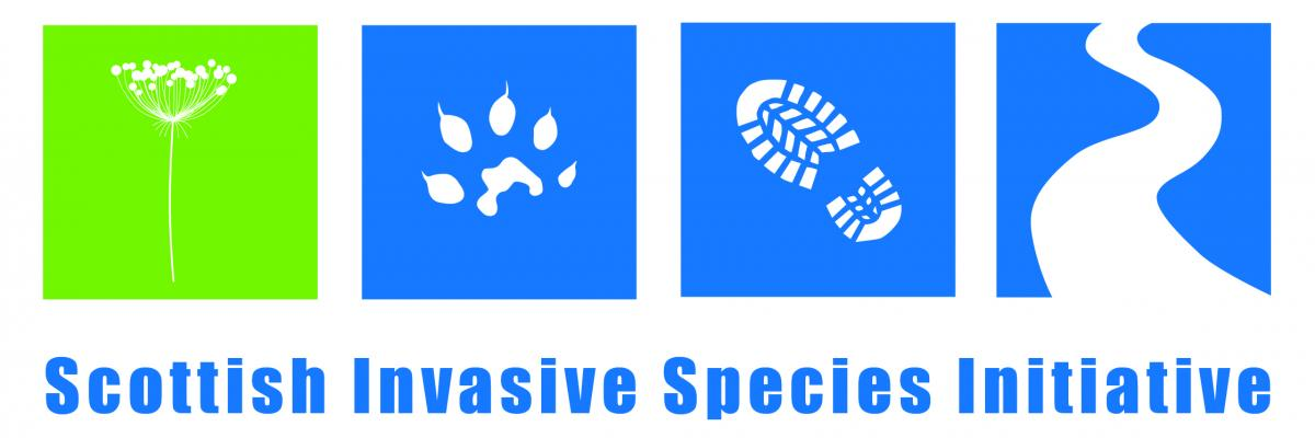 Scottish Invasive Species Initiative logo