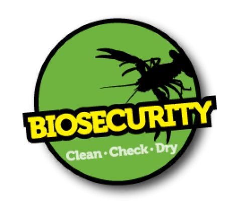 Biosecurity logo